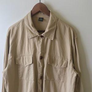 Henry Cotton's  Shirt Jacket Men's M